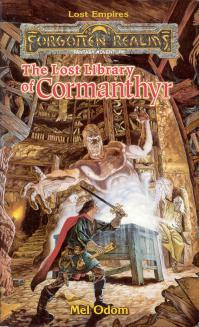 The Lost Library of Cormanthyr