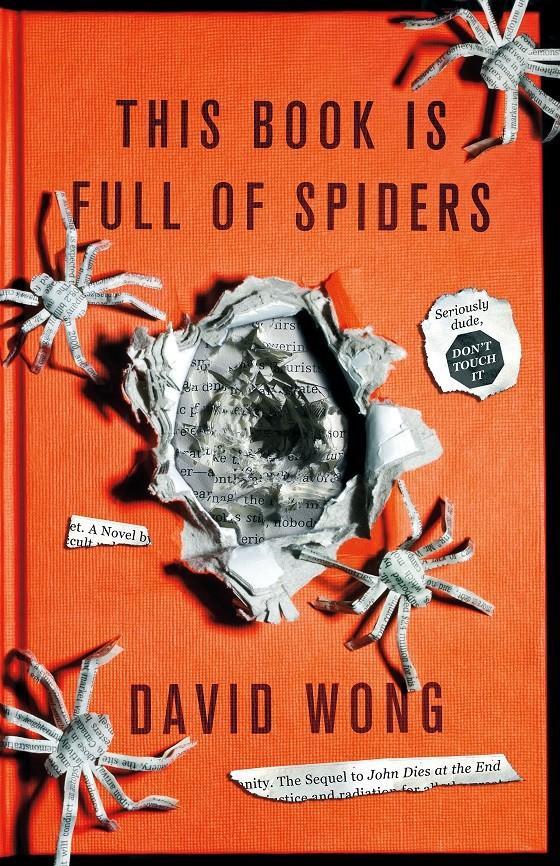 Дэвид вонг эта книга полна пауков скачать
